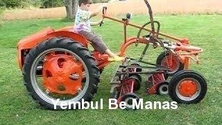 Amazing Electric Tractor Top 5 Most Amazing farming machines New modern agriculture machin