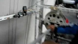 human power generator(push & pull=linear drive)