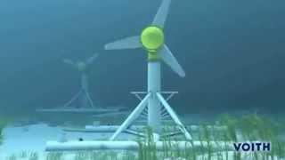Ocean Energy   Tidal Current Turbine
