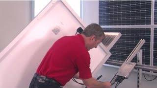 Tech Tip: Installing the Sunny Boy 240 Micro Inverter