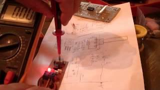test1 PWM with 555