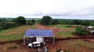 Standard Microgrid - Mugurameno Pilot Project