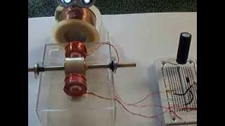Basic Electronic Pulse Motor