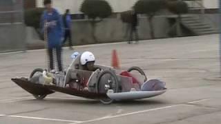 HICE Gasoline Test Run, 02/18/10