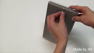 Eddy current experiment with big Heat Sink