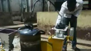 Nigerian Invents Water-Powered Generator