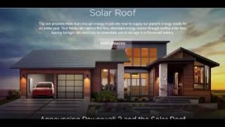 Tesla Solar Roof Shingles Look Good and Create Electricity