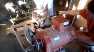 Air Powered Generator