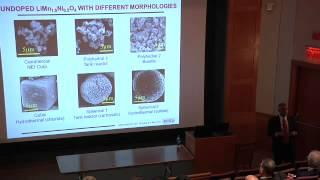 Arumugam Manthiram, Challenges and Opportunities of Electrical Energy Storage Technologies