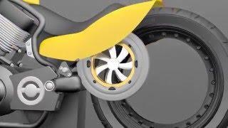 MagLev Motor