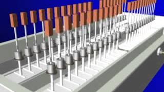 Animation - Industrial scale plasma reactor