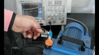 LFTT Energy Harvesting Demonstrator - tuning : HSG-IMIT