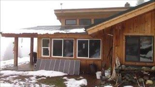 Off Grid Living: Surviving Winter on Solar power