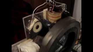 High efficiency Bedini motor generator