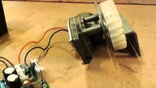 Motor 24V cu reductor - 12V-40V 10A PWM DC Motor Speed Controller