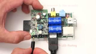 The supercapacitor UPS for Raspberry Pi