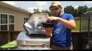 Shout out for Missouri Wind and solar giveaway and Sunflair solar oven review