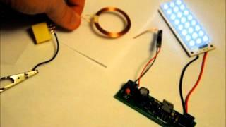 Wireless Power Transfer   Wireless Charger Circuit For IPODs, etc!!!