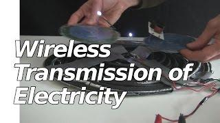 Wireless Transmission of Electricity/Joule Thief - How it Works