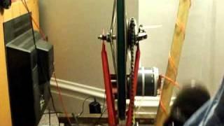 Pedal power generator