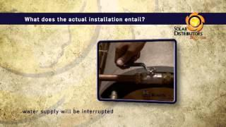 Solar water heating Explained _SDA