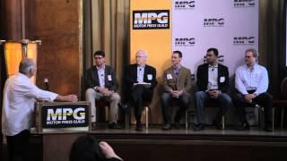Motor Press Guild Alternative Fuels and Powertrains Panel