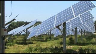 LINAK Solar Tracking System
