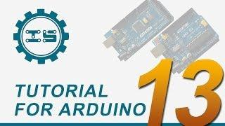 Tutorial for Arduino▶ 13 PC Based PWM Speed Control of DC Motor