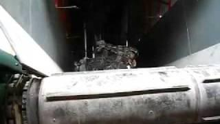 Surface feeder to crusher - alternative fuels (plastics, fluff,...) - Hidalgo (México)