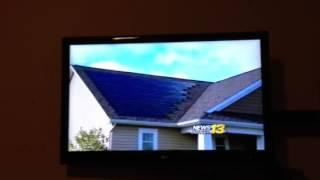 Total Roofing KRDO interview on Solar Shingles 719-591-4947