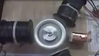 Portable Three Coil Bedini SSG w/ theDaftman's circuit