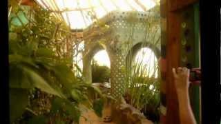 The ''Phoenix'' Earthship visit