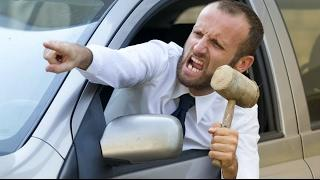WORLD of CARS. CRAZY ROAD RAGE FIGHTING FAILS COMPILATION
