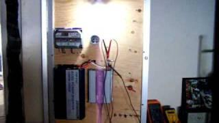 small diy solar panel and grid tied solar wind and micro hydro