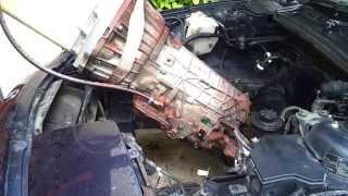 BMW E31 840CI EV Conversion 11 : Motor Install