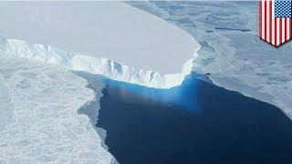 Global warming, Antarctic volcanoes: West Antarctic ice sheet collapse likely unstoppable