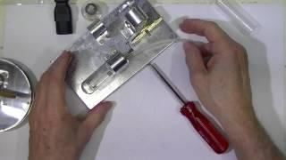 Banggood Stirling Engines, One Assembled and One DIY