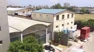 Design & Construction of a Prefab Steel Green Office Building at Lanka Hospital
