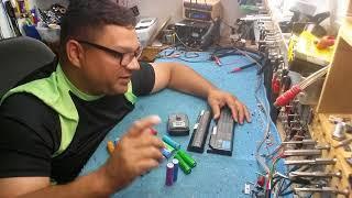 18650 Powerwall Process Part 1 (Español)