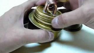 Remodeled Trangia  -Coil Jet Alcohol Stove-