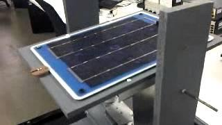 INTELLIGENT SOLAR TRACKING SYSTEM