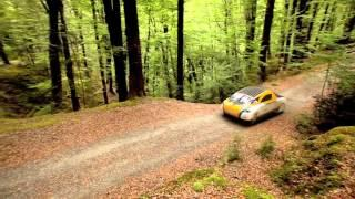 """The Car of the Future? SOLAR! Solar Car GT """"SolarWorld GT -- World Wide Solar Ride"""" WWW.GOODNEWS.WS"""