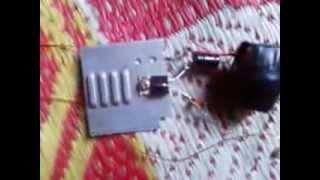 Membuat Lampu TL dengan ACCU atau AKI (Joule Thief)