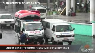 Salceda:  Funds for climate change mitigation hard to get