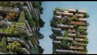 The Bosco Verticale (Vertical Forest) - The Best Building in 2014
