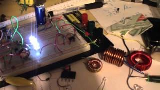 Joule Thief (Revisited) - Adding Capacitance