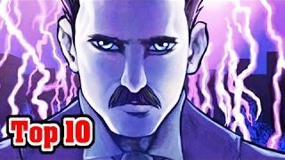 Top 10 Amazing NIKOLA TESLA Facts