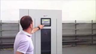 Flywheel discharging test (Chinese version)