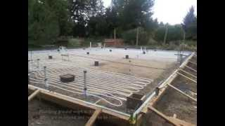 Building a Passive Solar Straw Bale Residence Part 1