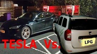 Tesla Vs. LPG